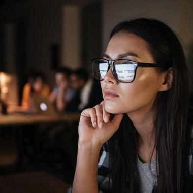 elegáns cipő üzlet raktáron Monitorszűrő szemüveg dioptriával/dioptria nélkül kompletten ...