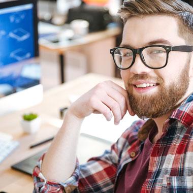 Monitorszűrő szemüveg dioptriával dioptria nélkül + Hoya BlueControl vagy  Essilor lencse + UV szűrő 4fb13ae8cb